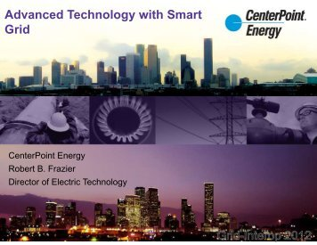 Advanced Technology with Smart Grid
