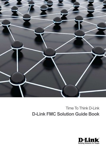 D-Link FMC Solution Guide Book - D-Link Korea