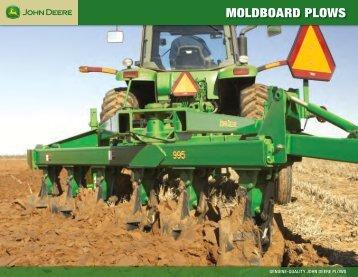 Moldboard Plows - John Deere