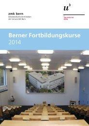 Das Berner Fortbildungsprogramm 2014 herunterladen