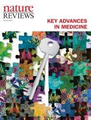 KEY ADVANCES IN MEDICINE - Nature