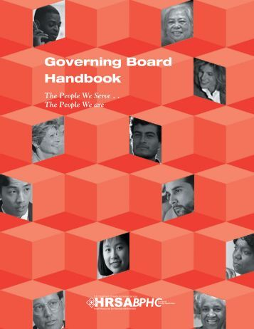 Governing Board Handbook - Florida Association Of Community ...