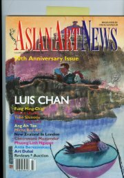 Asian Art News, May 2011 Qiu Shihua and Shi Jing @ Chambers ...