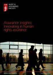 Richard-Karmel-and-Mazars-Human-Rights-assurance