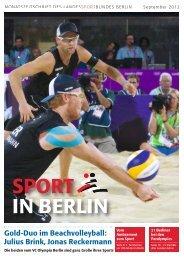 September 2012 - Landessportbund Berlin