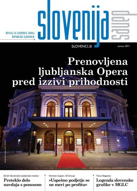 januarska Å¡tevilka revije - Urad Vlade Republike Slovenije za ...
