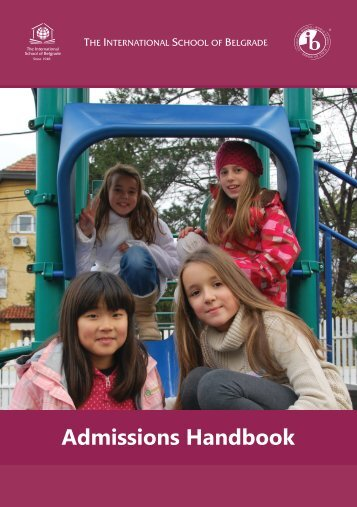 Download PDF - the International School of Belgrade