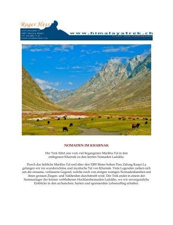 Infos. - himalayatrek.ch