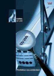 Der ED 200 - Sinai