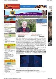 Page 1 sur 6 Interview : George Lutz (Amityville) 14/01/2006 http ...