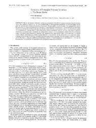 Dynamics of Entangled Polymer Solutions. I. The Rouse Model