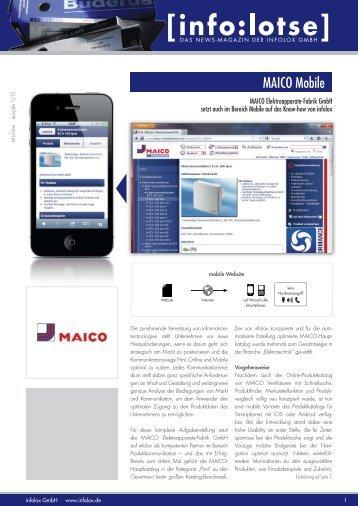 MAICO Mobile