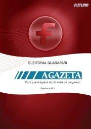 Pesquisa Eleições GUARAPARI - FuturaNet