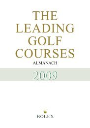 +43(0) - Leading Golf Courses of Germany
