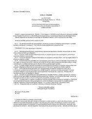 Ministerul Sănătăţii Publice Ordin nr. 916/2006 din ... - Institutul ORL