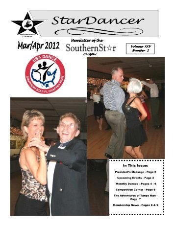 March/April 2012 Newsletter - Southern Star