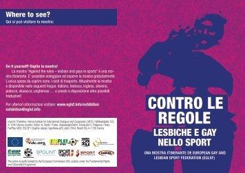 Contro le regole - Football for Equality