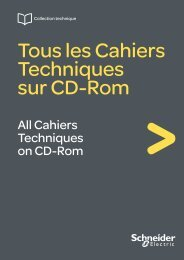 All Cahiers Techniques on CD-Rom - Schneider Electric