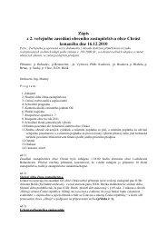 zápis 2-2010 - verze na www - Obec Chrást
