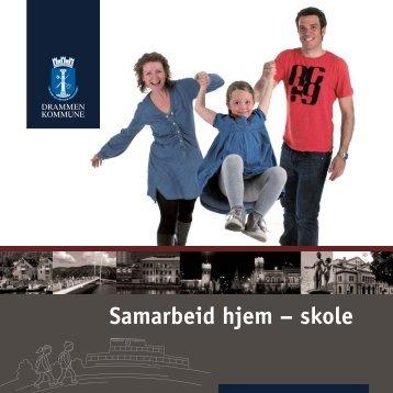 Samarbeid hjem – skole - Drammen kommune