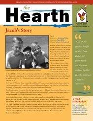 Jacob's Story - Ronald McDonald House Charities of Western ...
