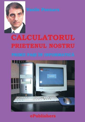 CALCULATORUL - Vasile Poenaru