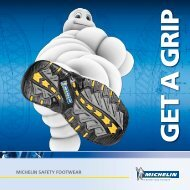 MICHELIN SAFETY FOOTWEAR - Antinfortunistica Atellana