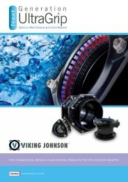 Viking Johnson UltraGrip Brochure