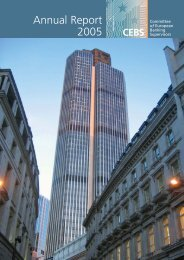 Annual report 2005 - European Banking Authority