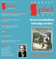 Download - theater spielzeit