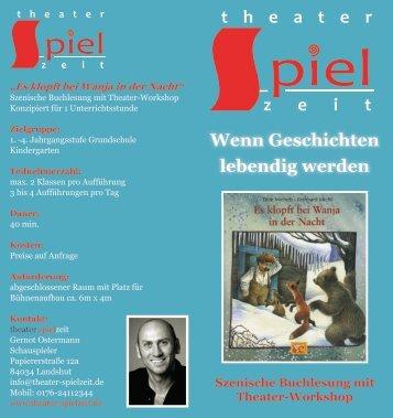 Download - theater spielzeit