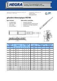 HG100 Französisch_a - Hegra Linear
