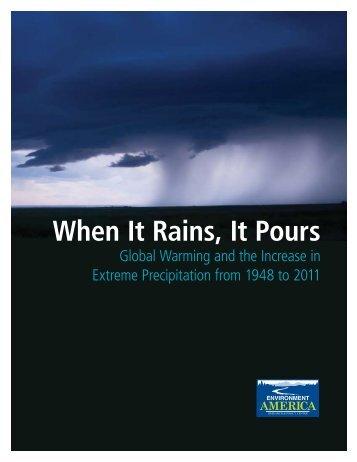 When It Rains, It Pours vUS.pdf - Environment America