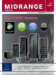 IBM POWER Systems - Midrange Magazin