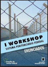 ENUNCIADOS - Ministério da Justiça