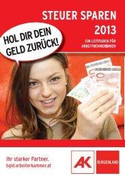 Steuer sparen - AK Burgenland - Arbeiterkammer