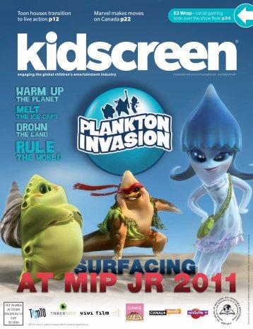 Inside - Kidscreen