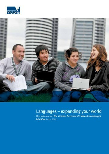 Languages – expanding your world - Department of Education and ...