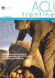 Acli Trentine GENNAIO 2006
