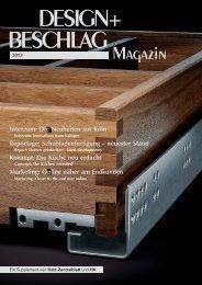 Magazin - Lichtstrukturen