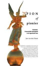Jan van den Noort, Pion of pionier, Rotterdam - Gemeentelijke ...