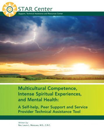 Multicultural Competence, Intense Spiritual Experience - STAR Center