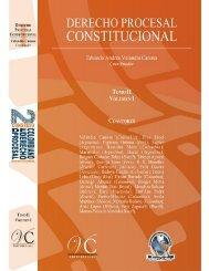 Legitimación en el control concreto y abstracto de constitucionalidad ...