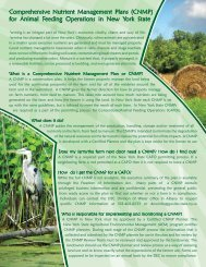 What is a CNMP? - Citizens Campaign for the Environment