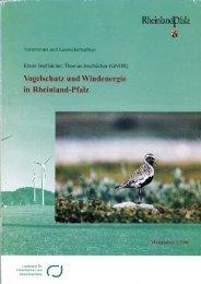 Vogelschutz und Windenergie in Rheinland-Pfalz - luwg.rlp.de ...