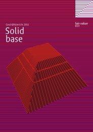 Geschäftsbericht 2011 - Fair Value REIT-AG