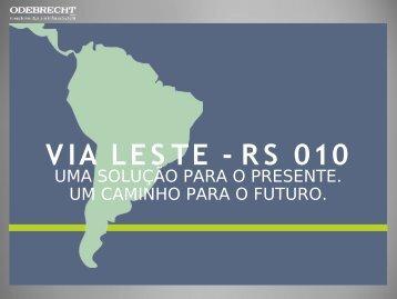 VIA LESTE - RS 010