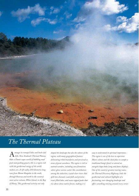 Lake Taupo - Audley Travel