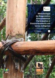 Metodologia de Diagnóstico Etnoambiental Participativo e ... - Kanindé