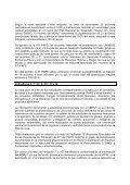 Informe 3er TV AT PAPS - Viceministerio de Coca y Desarrollo Integral - Page 6